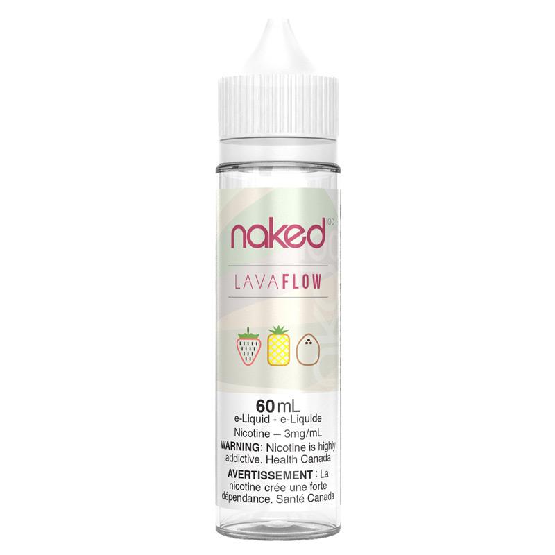 Lava Flow by Naked 100 E Liquid   50ml Short Fill   UK