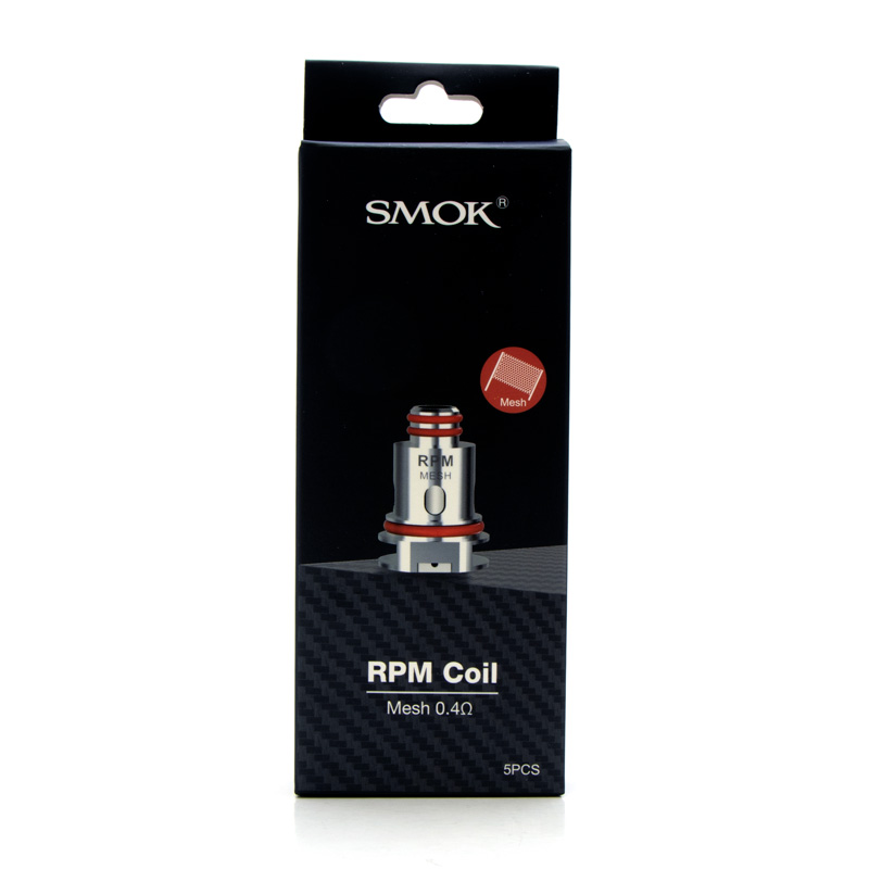 SMOK RPM Replacement Coils 5pk