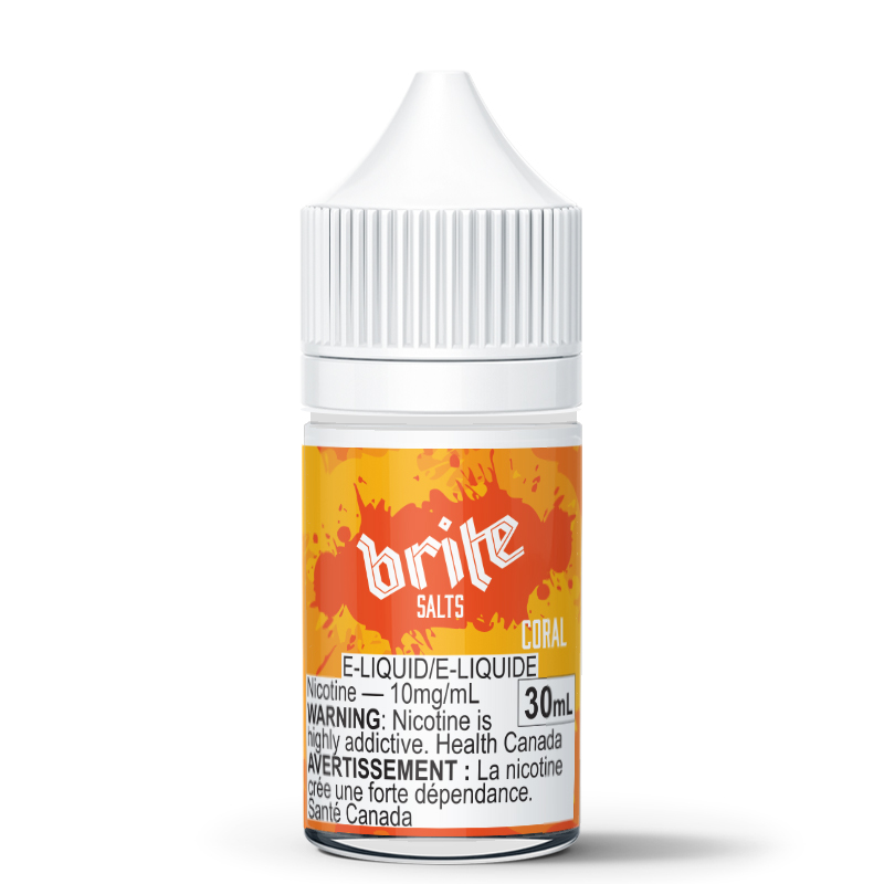 Coral Nic Salt - Brite (30mL)