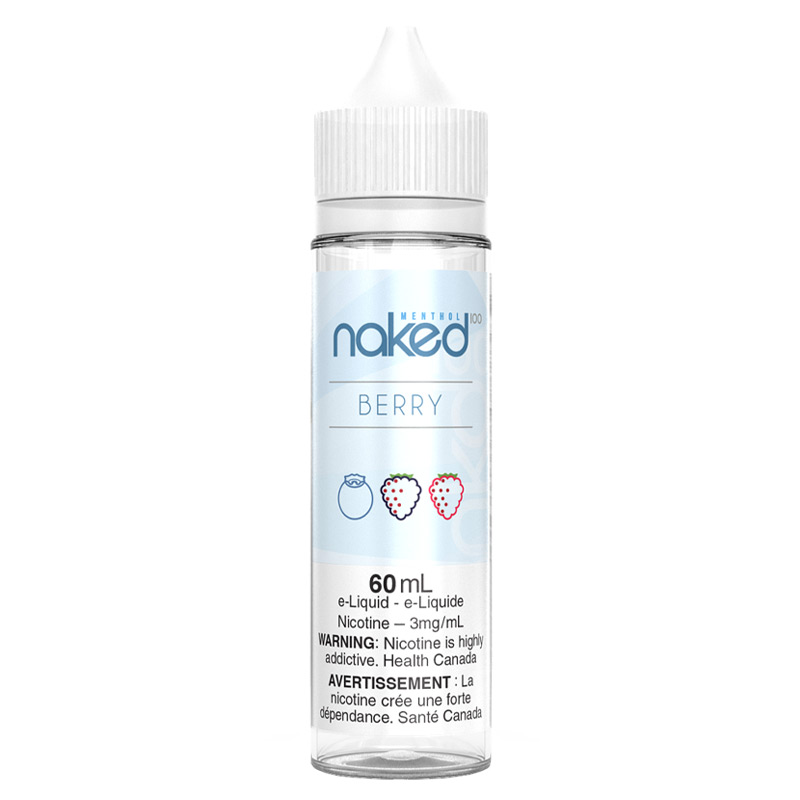 Really Berry (Very Berry) by Naked 100 E-Liquid 60ml