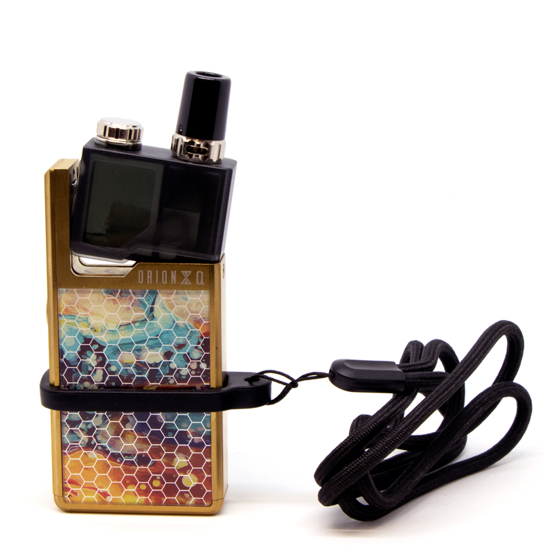 Lost Vape Orion Q AIO Starter Kit - Gold / Dazzling