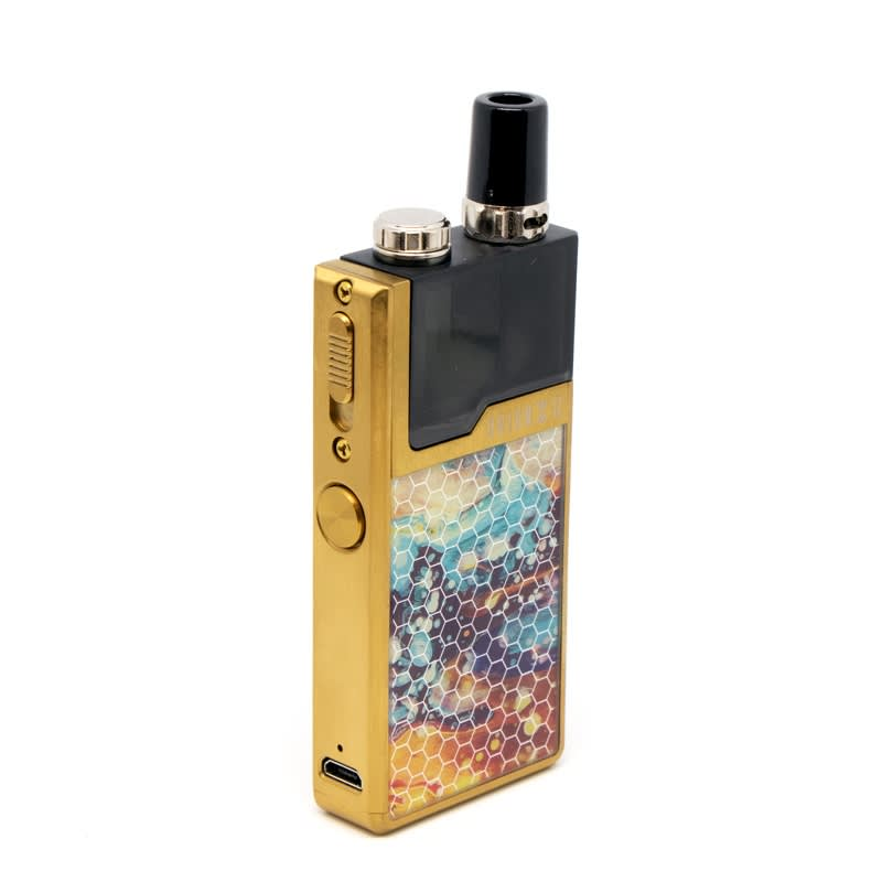 Lost Vape Orion Q AIO 17W Starter Kit - Gold / Dazzling
