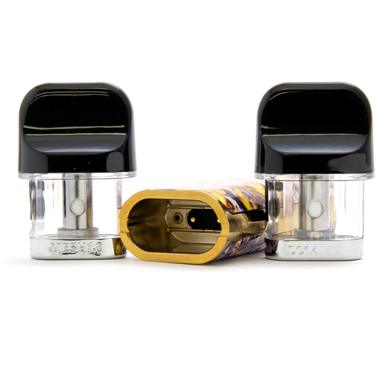 SMOK Novo 2 Open Pod Kit (800mAh) - Yellow & Purple