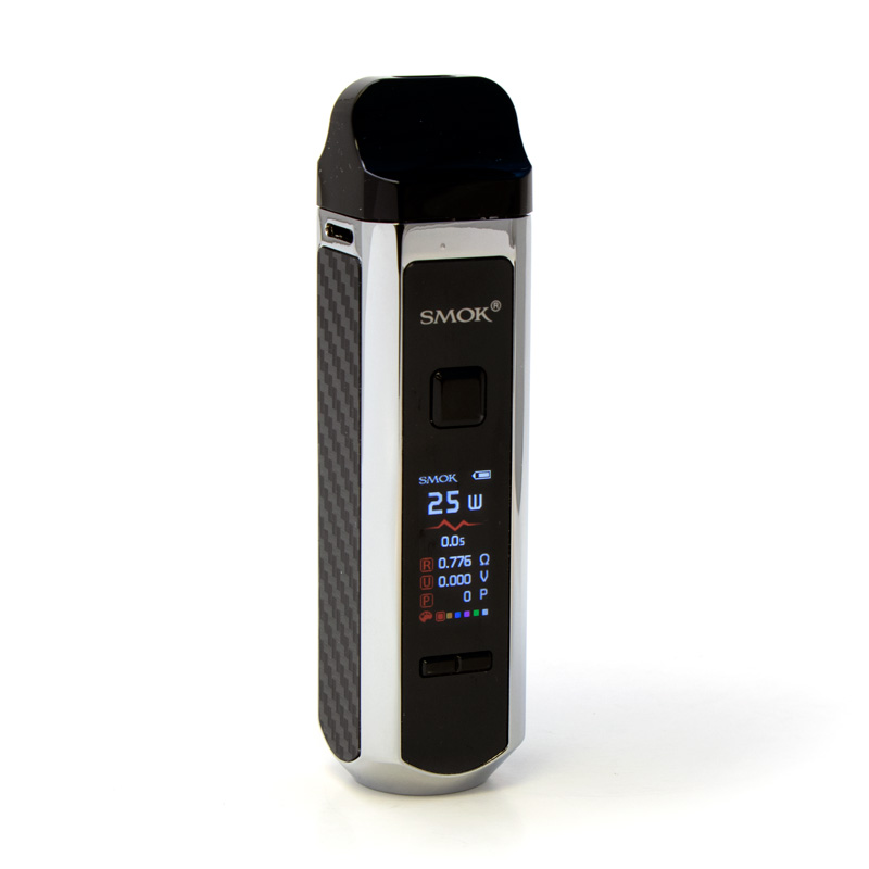 SMOK RPM40 Pod Mod Kit - Prism Chrome