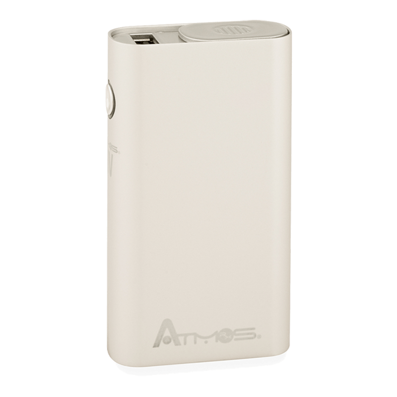 Atmos Liv - Solid Material Vaporizer SILVER
