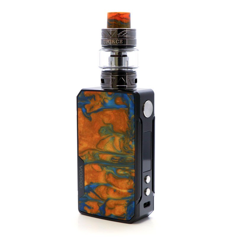 VooPoo Drag 2 177W Kit with Uforce T2 - Flame