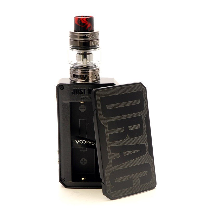 VooPoo Drag 2 177W Kit with Uforce T2 - Scarlet