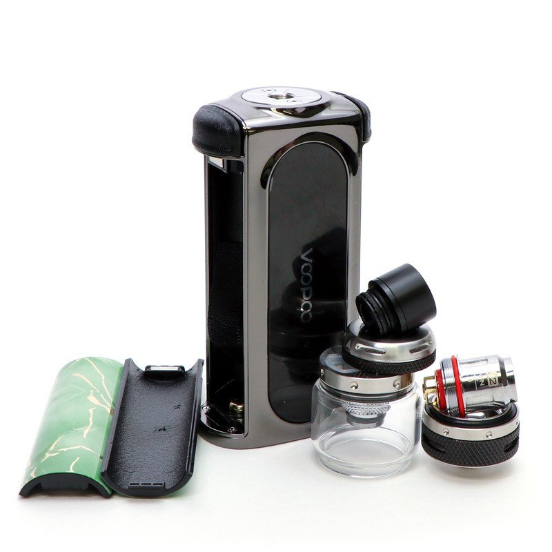 VooPoo VMate 200W TC Kit with Uforce T1 - P-Emerald Green