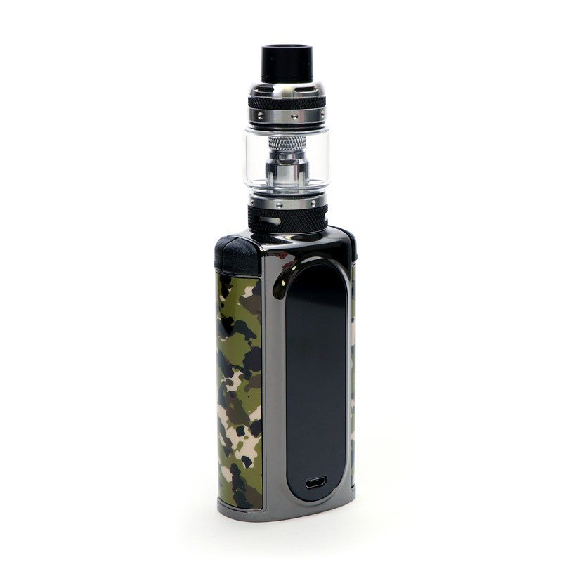 VooPoo VMate 200W TC Kit with Uforce T1 - P-Camo Green