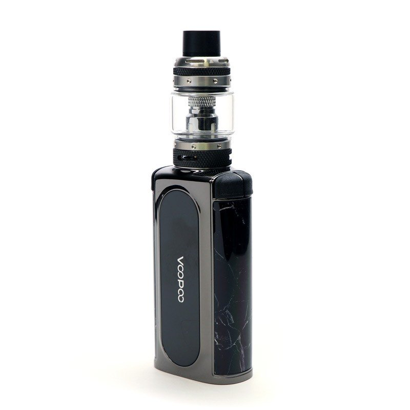 VooPoo VMate 200W TC Kit with Uforce T1 - P-Rock Black