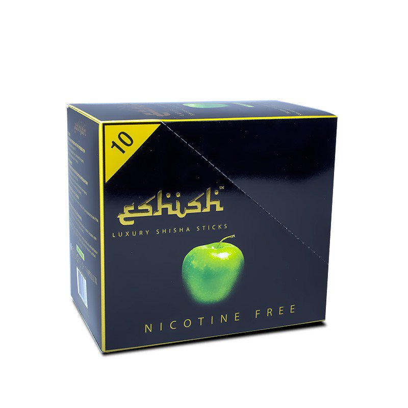 Eshish - Apple Flavour - 10-Pack