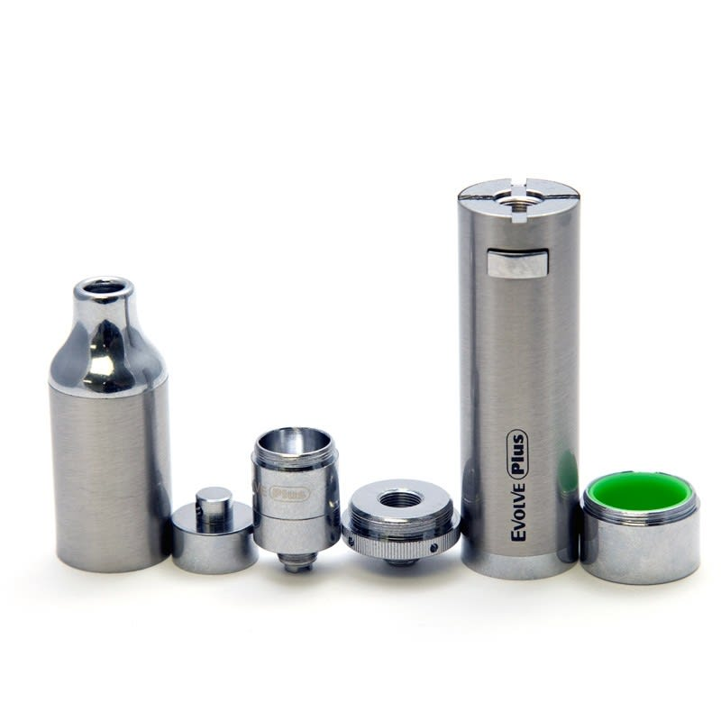 Yocan Evolve Plus Concentrate Vaporizer Pen - Stainless Steel